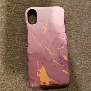 iPhone X Max Otterbox case